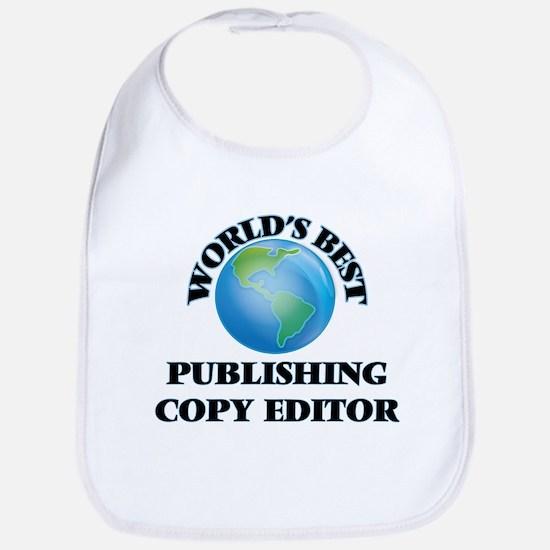 World's Best Publishing Copy Editor Bib