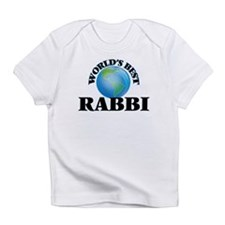 World's Best Rabbi Infant T-Shirt