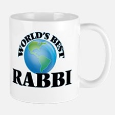 World's Best Rabbi Mugs