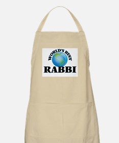 World's Best Rabbi Apron