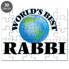 World's Best Rabbi Puzzle