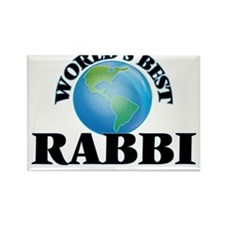 World's Best Rabbi Magnets