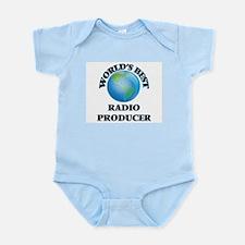 World's Best Radio Producer Body Suit