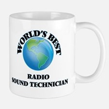 World's Best Radio Sound Technician Mugs
