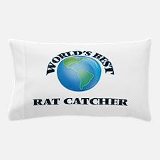 World's Best Rat Catcher Pillow Case
