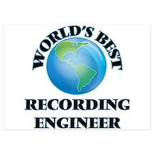 World's Best Recording Engineer Invitations