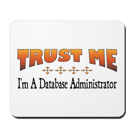 Trust Database Administrator Mousepad