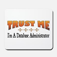 Trust Database Administrator Mousepad