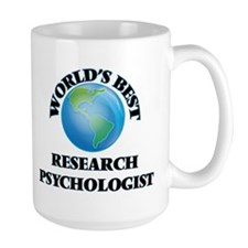 World's Best Research Psychologist Mugs