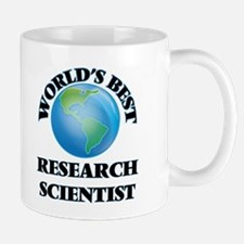 World's Best Research Scientist Mugs