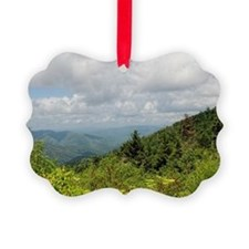 Unique Mountains Ornament