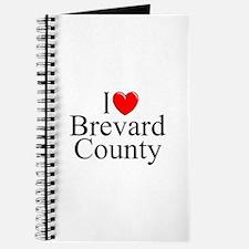 """I Love Brevard County"" Journal"