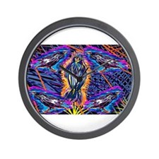 Realm of Ravens Wall Clock