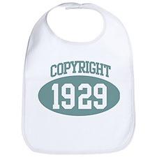 Copyright 1929 Bib