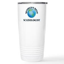 World's Best Scatologis Travel Mug