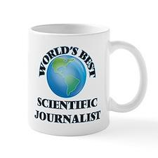 World's Best Scientific Journalist Mugs
