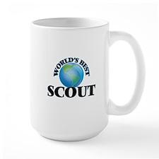 World's Best Scout Mugs