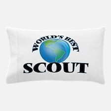 World's Best Scout Pillow Case