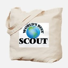 World's Best Scout Tote Bag