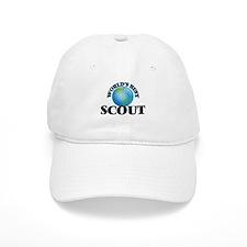 World's Best Scout Baseball Cap