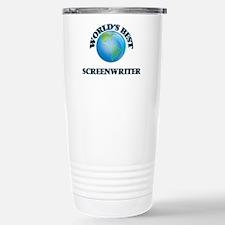 World's Best Screenwrit Travel Mug