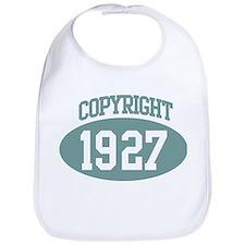 Copyright 1927 Bib