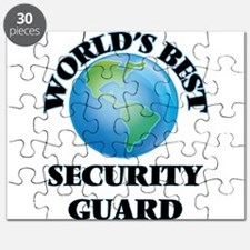 World's Best Security Guard Puzzle