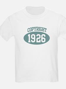 Copyright 1926 T-Shirt