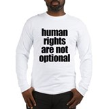 Equal rights Long Sleeve T-shirts