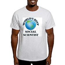 World's Best Social Scientist T-Shirt