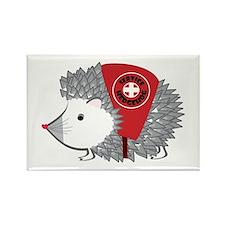 Service Hedgehog Magnets