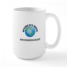 World's Best Sociobiologist Mugs