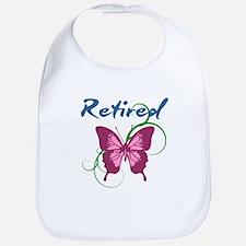Retired (Butterfly) Bib