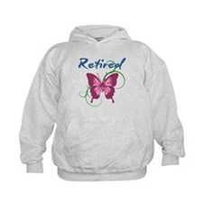 Retired (Butterfly) Hoodie
