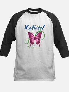Retired (Butterfly) Baseball Jersey