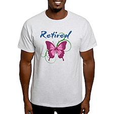Retired (Butterfly) T-Shirt