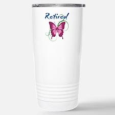 Retired (Butterfly) Stainless Steel Travel Mug