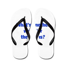 What s another word for thesaurus Flip Flops