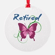 Retired (Butterfly) Ornament