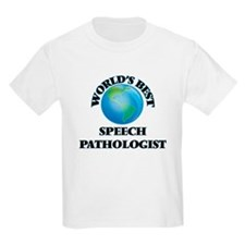 World's Best Speech Pathologist T-Shirt