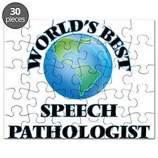 World's Best Speech Pathologist Puzzle
