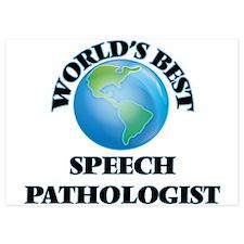 World's Best Speech Pathologist Invitations