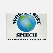 World's Best Speech Pathologist Magnets