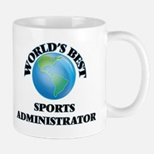 World's Best Sports Administrator Mugs