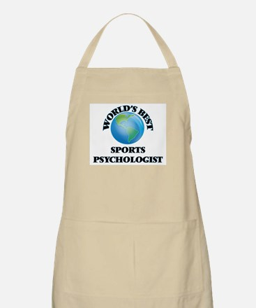 World's Best Sports Psychologist Apron