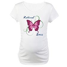 Retired Boss (Butterfly) Shirt
