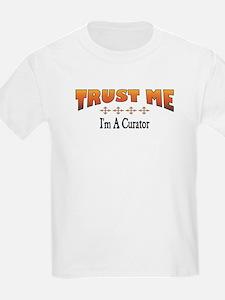 Trust Curator T-Shirt