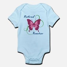 Retired Teacher (Butterfly) Body Suit