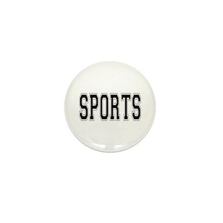 Sports Mini Button (100 pack)