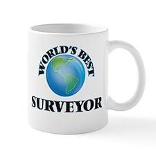 World's Best Surveyor Mugs